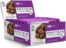 Optimum Nutrition   Protein Nature Bites - Chocolate Truffle, 9-Pack Box