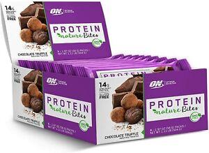 Optimum Nutrition | Protein Nature Bites - Chocolate Truffle, 9-Pack Box