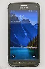 Samsung Galaxy S5 Active Sm-G870A 16Gb Green Unlocked Gsm At&T Tmobile Metro Pcs