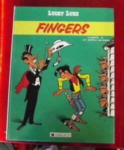 Lucky Luke Fingers 1983