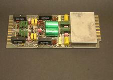 DJ Studer A80 MK1 DISCRETE 1.080.884.11 Sync Replay   Black A101s