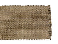 "Park Designs Tweed- Espresso 36""L Table Runner - Brown, Taupe Brown, Tan, Ivory"