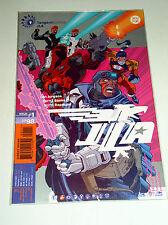JLA (JUSTICE LEAGUE OF AMERICA) #1 - DC'S TANGENT COMICS