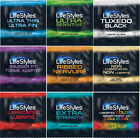 Lifestyles Lubricated Latex Bulk Condoms - Choose Style & Amount <br/> Includes FREE Lubricant Samples With Each Purchase!