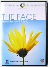THE FACE Health Beauty & Toning DVD DOCUMENTARY, MIND BODY SPIRIT