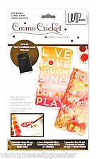 Cosmo Cricket WIP Book - Art Books