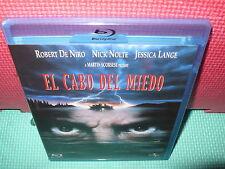 EL CABO DEL MIEDO - DE NIRO - NOLTE - LANGE  -  BLU-RAY