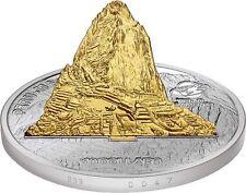 Internationale Tier & Natur polierte Platte Münzen aus Gold
