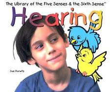Hearing (Library of the Five Senses & the Sixth Sense)-ExLibrary
