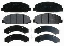 Brake System Replacement Parts ACDelco 17D1016M Professional Durastop Semi-Metallic Front Disc Brake Pad Set