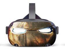 Vinyl Skin to fit Oculus Quest - Iron Sticker / Decal / Skin
