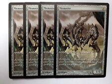 Memnite x4 Extended Art MTG DCI Game Day PROMO Mint