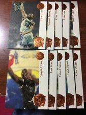1994-95 SP Championship Future Playoff Heroes Complete Set Ten (10) Cards - Shaq