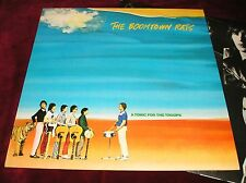 THE BOOMTOWN RATS - A TONIC FOR THE TROOPS - ORIGINAL UK LP WITH LYRIC INNER