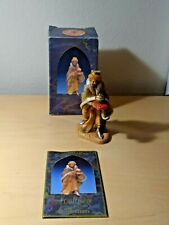 """Fontanini Roman Nativity - Balthazar- In Box - 5"""" Scale - 1992"""
