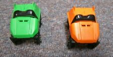 Lot (2) Knex Roller Coaster replacement cars parts