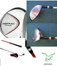 MENS CADET FASTRAX ANTI-SLICE UTILITY WOOD wGRAPHITE SHAFT 19* +FREE HEAD COVER