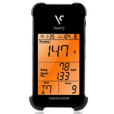 Voice Caddie SC100 Swing Caddie Portable Launch Monitor Black NEW