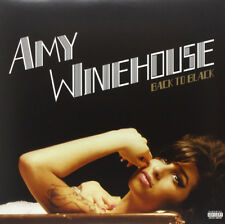 AMY WINEHOUSE BACK TO BLACK LP VINYL NEU (US) 33RPM