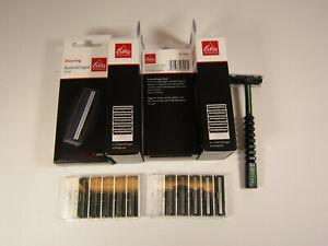 40 Rasierklingen Gillette G2-kompatibel, plus ein passender Rasierer gratis !