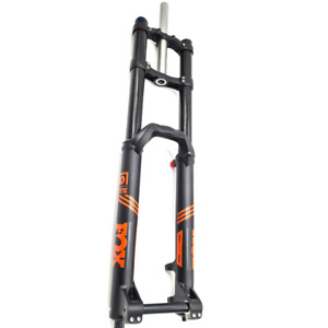 "FOX 40 29"" 203mm Performance Elite GRIP Doppelbrücken Federgabel Downhill MTB"
