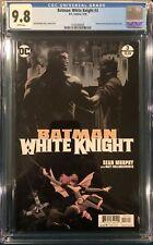SEAN MURPHY CGC SS 9.8 HARLEY QUINN BATMAN WHITE KNIGHT #3 Joker Punchline