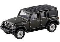 *Tomica No.80 Jeep Wrangler box