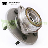 Front Wheel Hub And Bearing for 1997 1998 1999 2000 Ford F-150 -12mm 4WD NO ABS