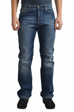 Versace Collection Men's Medium Wash Distressed Jeans US 32 IT 48
