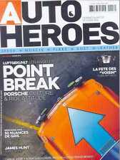 AUTO HEROES French Magazine - Issue 3 / July-September 2016 (NEW COPY)