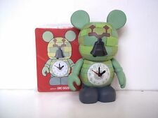 New Disney 3 Vinylmation Have A Laugh 2010 Mickey Clock Tower With Card Retired