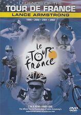 Legends Of The Tour De France - Lance Armstrong DVD