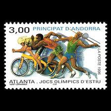 Andorra 1996 - Olympic Games - Atlanta, USA - Sc 470 MNH