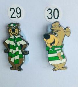 Celtic Badge, THE CHARACTER, YOGI BEAR BOO BOO BEAR, QTY 2 BADGES