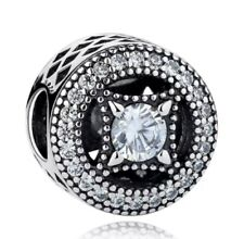 💕Sterling Silver 925 Allure Of Love Round Bead Charm For European Bracelets Mum
