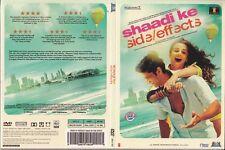 Shaadi Ke Side Effects (Hindi DVD)(2014)(English Subtitles)(Brand New Original )