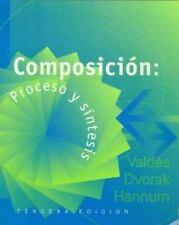 Composicion: Proceso y sintesis