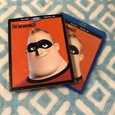 The Incredibles w/ Slipcover (Blu-ray Disc, 2016)