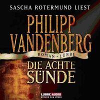 PHILIPP VANDENBERG - DIE ACHTE SÜNDE 5 CD NEU