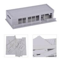 1:87 HO GebAude Laden 21*8*4.6cm GeschAft Modellbahn Haus Modell Store GeschAft