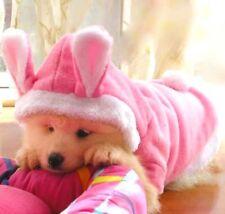 Pet Puppy Cat Sweater Hoodie Dog Coat Jumpsuit Clothes Warn Apparel XS-XXL
