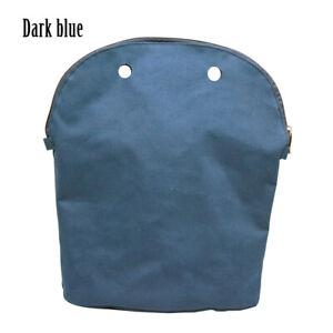 Inner Lining Zipper Pocket for  Obag O 50' Super Advanced Insert for O 50 Bag