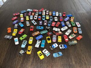 Micro Machines Toy Cars Trucks Vehicles Lot Of 84