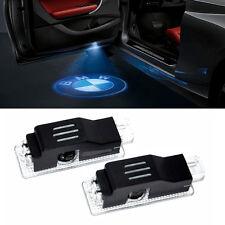 2x luce luci LED proiettore LOGO BMW laser portiera sportello porta auto tuning