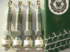Land Rover Series 2, 2a, 3, Glow Plugs x4, 2.25L Diesel, Bearmach, BR1555