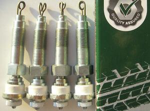 Land Rover Series 2, 2a, 3, Glow Plugs x4, 2.25L Diesel, Bearmach, BR1555