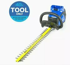 "Kobalt 24 Volt Max 24"" Dual Cordless Hedge Trimmer (Tool Only) 24V"