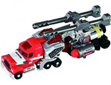 Takara Tomy  Tomica Hyper Rescue Drive Head Support Vehicle 02 Fire Truck