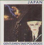 JAPAN - Gentlemen take polaroids - CD Album