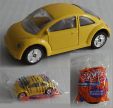 Hot Wheels Promotional Vehicle – VW New Beetle gelb
